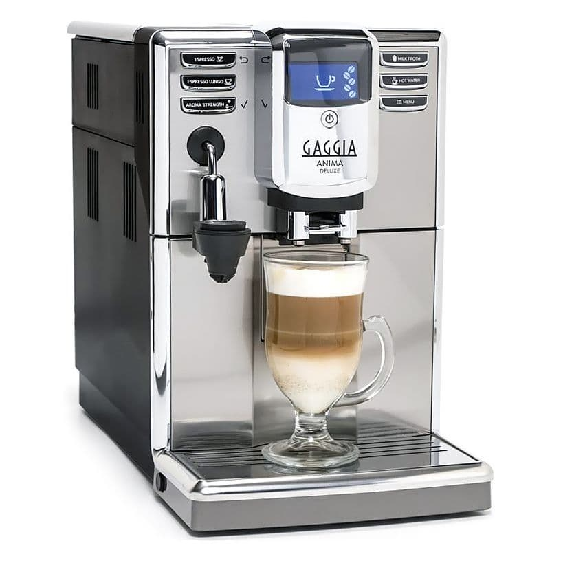 Кофемашина Gaggia Anima Deluxe 230 WE - 8