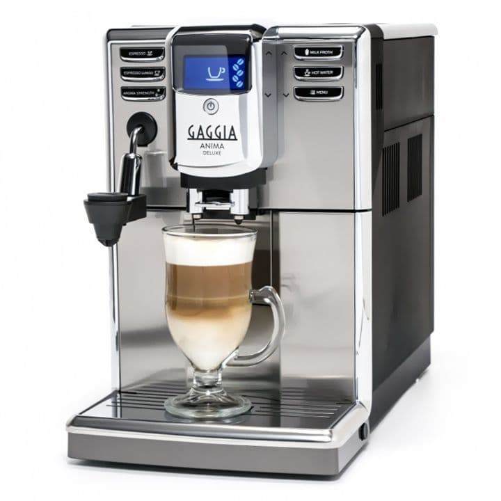 Кофемашина Gaggia Anima Deluxe 230 WE - 9